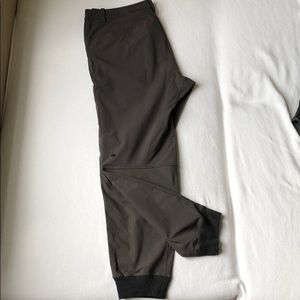 Athleisure  Tapered Jogger Pant